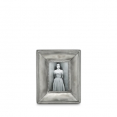 MATCH Pewter Como Rectangle Frame