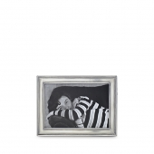 MATCH Pewter Lugano Rectangle Frame