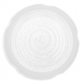 Pearl Melamine Large Serving Platter Set of 4