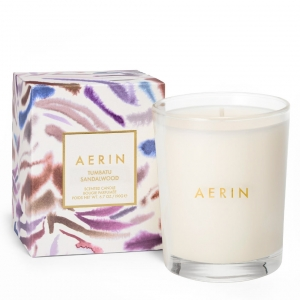 Aerin Tumbatu Sandalwood 6.7oz Candle Cream