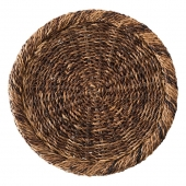 Rustic Rope Natural Charger Set of 4