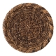 Juliska Rustic Rope Natural Charger Set Of 4 Brown
