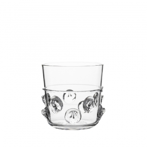 Florence Double Old Fashioned Glass Set of 2