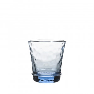 Carine Blue Small Tumbler Set of 4