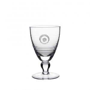 Berry & Thread Footed Goblet Set of 4