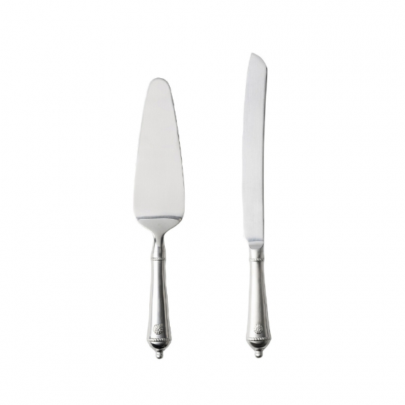 Berry & Thread Bright Satin Cake Knife / Server Set