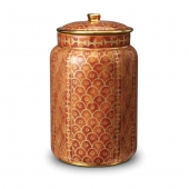 L'Objet Fortuny Ashanti Large Canister