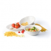 Juliska Berry & Thread Whitewash Serving Set White