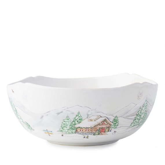 """Berry & Thread North Pole 10"""" Serving Bowl"""
