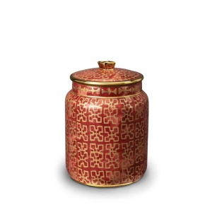 L'Objet Fortuny Ashanti Small Canister