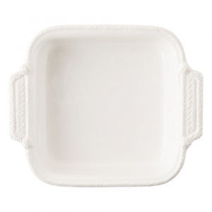 Le Panier Whitewash Square Baker