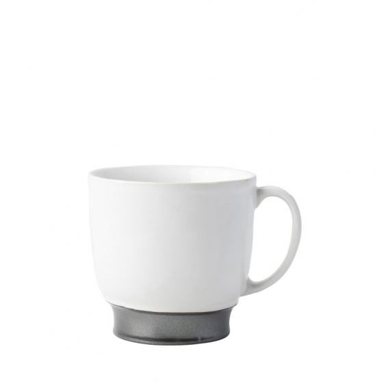 Emerson White / Pewter Cofftea Cup Set of 4