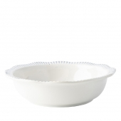 "Sitio Stripe Indigo 12"" Serving Bowl"