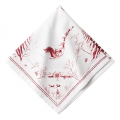 Country Estate Winter Frolic Napkin Set of 4
