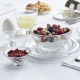 Baccarat Swing Continental Set Clear