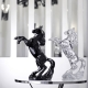 Baccarat Pegase Horse Clear