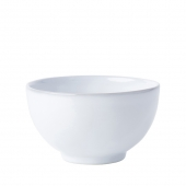 Juliska Quotidien White Truffle Cereal / Ice Cream Bowl Set Of 4 White