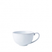 Juliska Quotidien White Truffle Tea / Coffee Cup Set Of 4 White