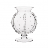 Juliska Harriet Fishbowl Vase Clear