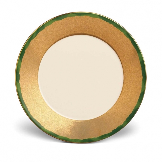 Fortuny Dinner Plates Set of 4 - Green