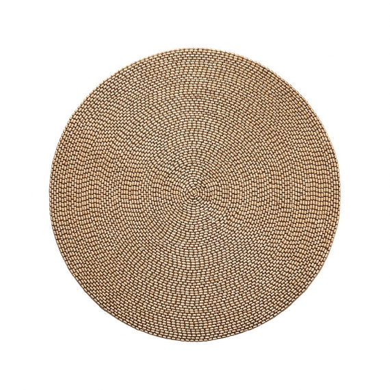 Pave Placemat in Gold Set of 4