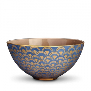 L'Objet Fortuny Papiro Serving Bowl Large