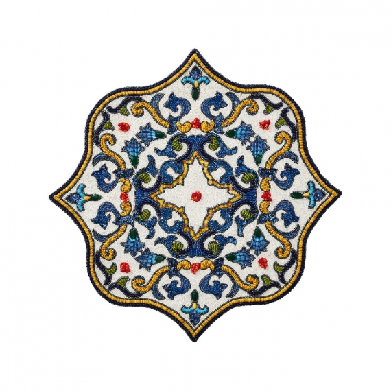 Seville Placemat in Multi Set of 2