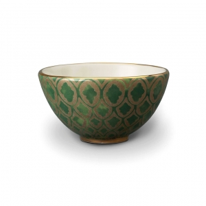 L'Objet Fortuny Peruviano Cereal Bowls Set of 4