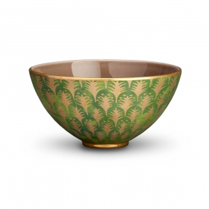 L'Objet Fortuny Piumette Bowl Medium