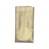 Metallic Linen Napkin Set of 4