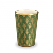 L'Objet Fortuny Piumette Tumblers Set of 4 Green
