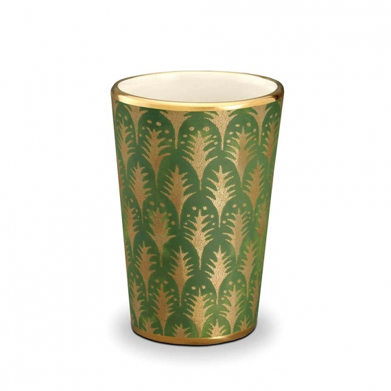 Fortuny Piumette Tumblers Set of 4 - Green