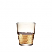 Paillette Double Old Fashioned Set of 4
