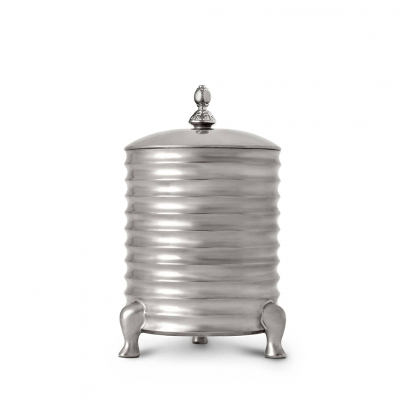 Han Canister Candle Platinum 3-wick