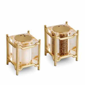 L'Objet Han Spice Jewels Set of 2 Gold