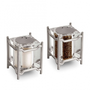 L'Objet Han Spice Jewels Set of 2 Platinum
