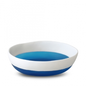 Two Color Vegetable Bowl