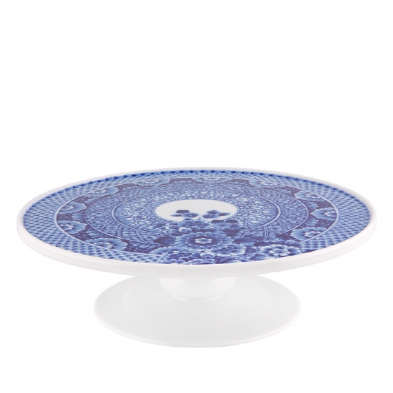 Blue Ming Cake Stand