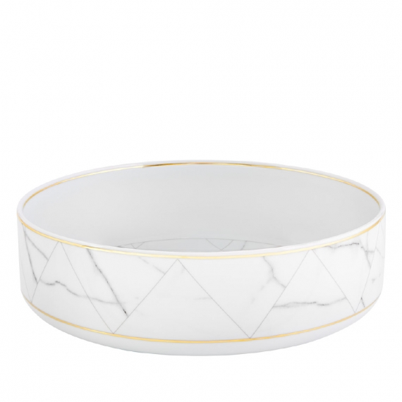 Carrara Salad Bowl