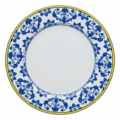 Vista Alegre Castelo Branco Dinner Plate Set Of 4 Blue