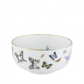 Vista Alegre Butterfly Parade Nodle Small Bowl Set Of 6 Multi