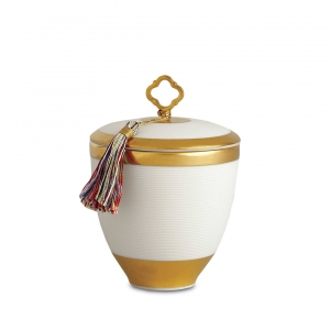 L'Objet Key Scented Candle White