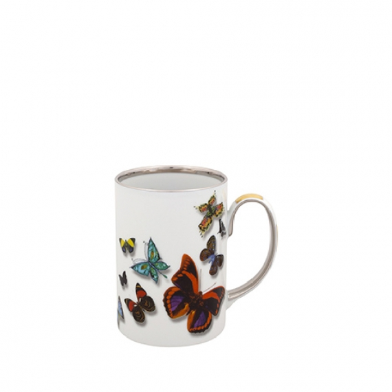 Butterfly Parade Mug Set of 4