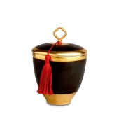 L'Objet Key Scented Candle Black