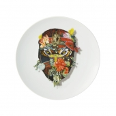 Love Who You Want Dessert Plate Mister Tiger