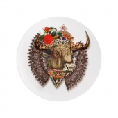 Love Who You Want Dessert Plate Monseigneur Bull