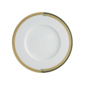 Vista Alegre Emerald Bread And Butter Plate Set Of 4 Multi