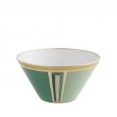 Vista Alegre Emerald Cereal Bowl Set Of 4 Multi