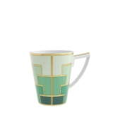 Emerald Mug Set of 4