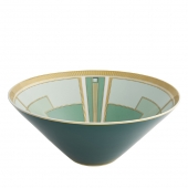 Emerald Salad Bowl